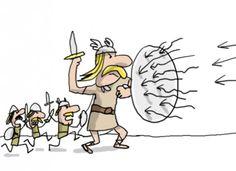 Les gaulois étaient-ils vraiment irréductibles ?