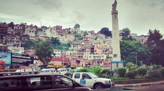 Streets of #Tananarive #tana #Madagascar #Africa #TheRedIsland