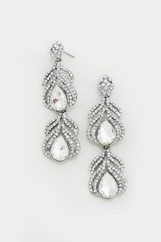 Marie Chandelier Earrings