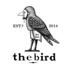 The Third Bird Logos Illustrated by Steven Noble on Behance Old School Design, Ink Illustrations, Illustration Art, Buho Logo, Logo Animal, Hand Drawn Logo, Bird Logos, Identity Design, Graphic Design Inspiration