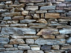 Image result for what is a natural cobblestone wall