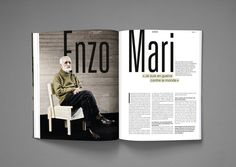 DADI magazine by Nicolas Zentner, via Behance