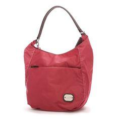 サック SAC ミニマルナイロンショルダー(ピンク) -「買ってから選ぶ。」靴とファッションの通販サイト ロコンド