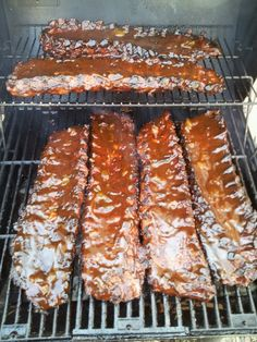 Southern Style Baby Back Ribs