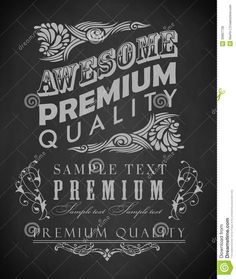 chalk-typography-calligraphic-design-elements-file-eps-format-35867736.jpg (1099×1300)