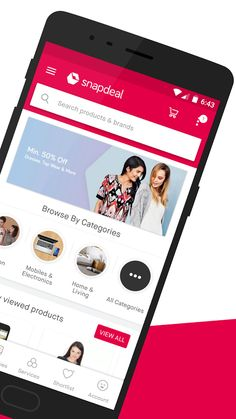 Snapdeal: Online Shopping App- screenshot India Shopping, Shopping Apps, One Time Password, Br Online, Bus Travel, Online Marketplace, Mobile Application, Ways To Save, Online Shopping Clothes