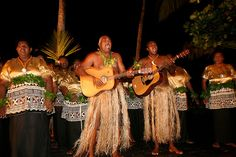 Native Fijians on Tavarua Island, #Fiji