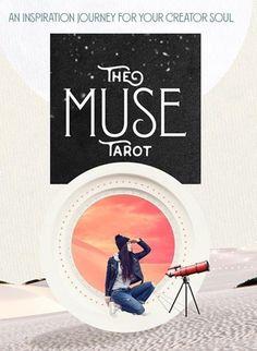 (Light Seer's / Muse) Tarot Chris-Anne Donnelly Divination Cards, Tarot Decks, Muse, The Creator, Logo, Inspiration, Biblical Inspiration, Logos, Tarot Cards