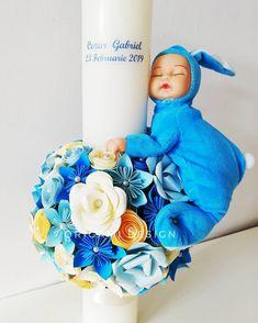 #origamidesign #paperflowers #paperart #floridinhârtie  #lumanarebotez #botez #botezbebe  #boteztematic #botezfetita  #botezbaiat #bebe… Baptism Ideas, Origami Design, Paper Flowers, Paper Art, Instagram, Decor, Bebe, Paper Art Design, Dekoration