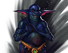 """Check out new work on my @Behance portfolio: """"Sewer Dwarf"""" http://be.net/gallery/59367663/Sewer-Dwarf"""