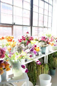 Houston Floral Workshop