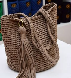 Crochet purses and handbags or authentic crochet handbags on sale then visit internet site above simply press the grey link for more details ladiesdesignerbagsdesignerhandbag bestcrochethandbag – Artofit 103 the best of trend crochet bag patterns ideas Crochet Backpack, Crochet Tote, Crochet Handbags, Crochet Purses, Love Crochet, Beautiful Crochet, Diy Crafts Knitting, Diy Crafts Crochet, Crochet Projects