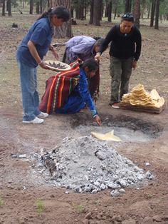 Williams Writes - The Blog of Karen Lynn Williams: Kinalda: A Navajo Girl's Puberty Ceremony