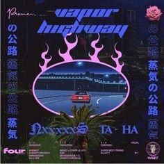 NxxxxxS Ta-Ha Vapor Highway China Tour on Behance Aesthetic Gif, Retro Aesthetic, Aesthetic Pictures, Aesthetic Wallpapers, Aesthetic Grunge, Graphic Design Posters, Graphic Design Inspiration, Graphic Art, Vintage Graphic