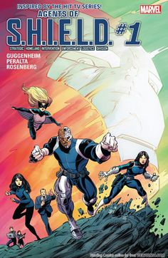 Agents of S.H.I.E.L.D. 001 (2016) ……………   Viewcomic reading comics online for free