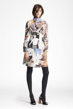 Carven | Pre-Fall 2013 Collection | Style.com