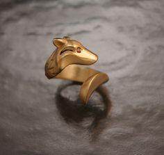 Hermosas joyas inspiradas en animales salvajes que te encantarán 07