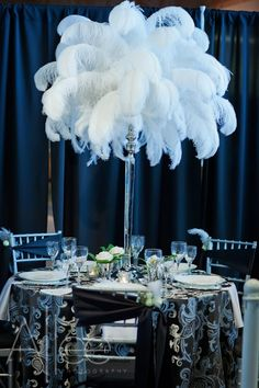 Classic Creations: Old Hollywood Wedding Theme...will use some ideas for 21st bday party