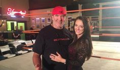 Diamond Dallas Page's daughter, Brittany Page & Scott Hall