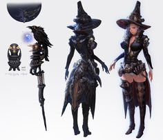 royalblood -mage tier4 armor, Keunju Kim on ArtStation at https://www.artstation.com/artwork/LXdLv