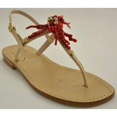 13 Best Sandali capresi images | Sandals summer, Sandals, Me