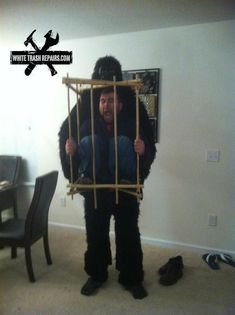 This is a funny costume