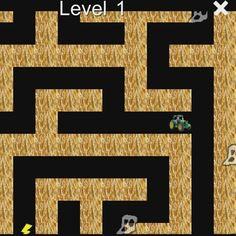 Solve challenging mazes
