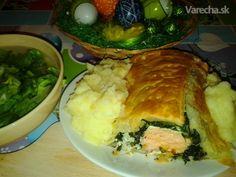 Veľkonočný losos - Recept