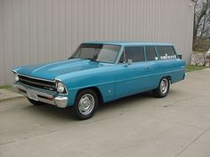 1967 Chevrolet Nova Station Wagon Maintenance of old vehicles: the material for new cogs/casters/gears/pads could be cast polyamide which I (Cast polyamide) can produce