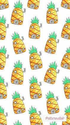 Cartoon Wallpaper Iphone, Apple Wallpaper, Kawaii Wallpaper, Cute Wallpaper Backgrounds, Cute Cartoon Wallpapers, Aesthetic Iphone Wallpaper, Disney Wallpaper, Wallpaper Spongebob, Wie Zeichnet Man Spongebob