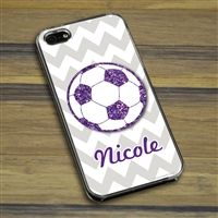 Our Soccer iPhone/Galaxy Case is the ultimate gift for soccer players. We have so many designs, there is one perfect for every soccer lover!