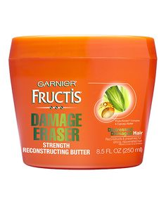 Garnier Fructis' damage eraser is one of our favorite budget hair masks, perfect for dry or heat-treated strands that deserve spa-like results for less than $7