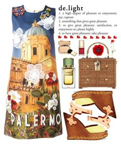 """Scent of poppies"" by mockingjayafire ❤ liked on Polyvore featuring Dolce&Gabbana, Paul Frank, Summer, contest, dolceandgabbana, summersandals, mockingjayafire and grateful"