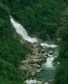 Waterfall at Ba Na Hills by NDM