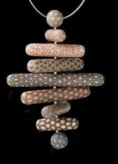 polymer clay jewelry | polymer clay jewelry / Merrily Made by Merrie - Handmade Polymer ...