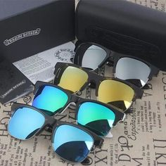 Protecting your eyes from the sun doesn't have to be boring.  #ChromeHearts 'Balthy' #sunglasses. #WillowGrove #Fashion #instafashion  #Sunglasses #Eyewear #unisex #luxury4play #luxury #beauty #love #style #lifestyle #fashion #fashionable #instastyle #fashionstyle #instagood #stylish #swag #styles #shopping #glam #summer #sun #sunny #beautiful #hot