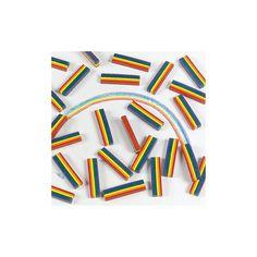 Cute for Noah's Ark Lesson (25 Rainbow Design Crayons - OrientalTrading.com)
