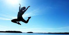 Health is a matter of Choice: Onni on tässä ja nyt - osaatko nauttia arjesta?