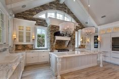 A Brand New Kitchen in Westlake, TX - Traditional - Kitchen - dallas - by The Kitchen Source