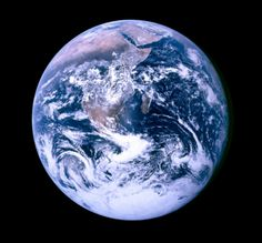 The Original Blue Marble: Photographed by Apollo 17 in 1972 by NASA | World clock, time zone, weather, astronomy and more at: www.thetimenow.com