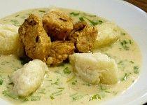 Vepřové kousky a omáčka s medvědím česnekem Recipies, Food And Drink, Chicken, Meat, Recipes, Cubs