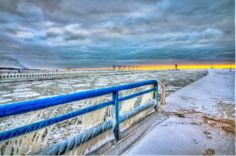 Lake Michigan Winter pictures 2014 Chicago   South Haven Visitors Bureau