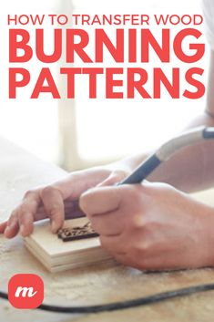 burned wood stenciling Learn how to transfer wood burning patterns the right way and make the most of your wood burning projects. Wood Burning Tips, Wood Burning Techniques, Wood Burning Crafts, Pyrography Patterns, Wood Carving Patterns, Pyrography Tools, Wood Slice Crafts, Wood Crafts, Diy Crafts