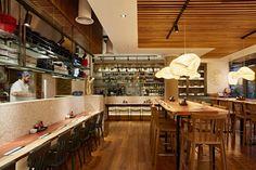 Shoryu Ramen Restaurant by Blenheim Design, Manchester – UK