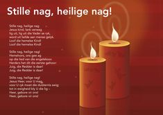 Pillar Candles, Candle Jars, Christmas And New Year, Wonderful Time, Words, Afrikaans, Saints, Horse, Candles