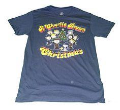 Peanuts A Charlie Brown Christmas Mens T-Shirt Small @ niftywarehouse.com #NiftyWarehouse #Peanuts #CharlieBrown #Comics #Gifts #Products