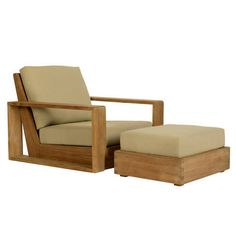 Poolside Lounge Chair