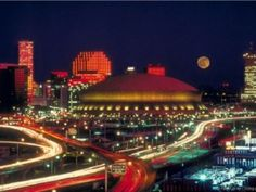 The Louisiana Superdome is home to many great memories for me. #WHODAT