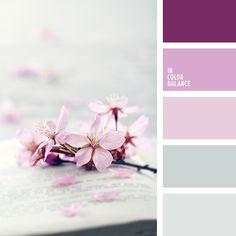 бледно серебряный цвет, бледно-пурпурный, оттенки светло-серого, оттенки серого, оттенки сине-серого, палитра зимы, пастельные оттенки серого, подбор цвета, пурпурный, светло серый, светло-фиолетовый цвет, цвет серебра.