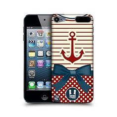 HEAD CASE ANCHOR NAUTICAL CLOTHING BACK CASE FOR APPLE Iphone
